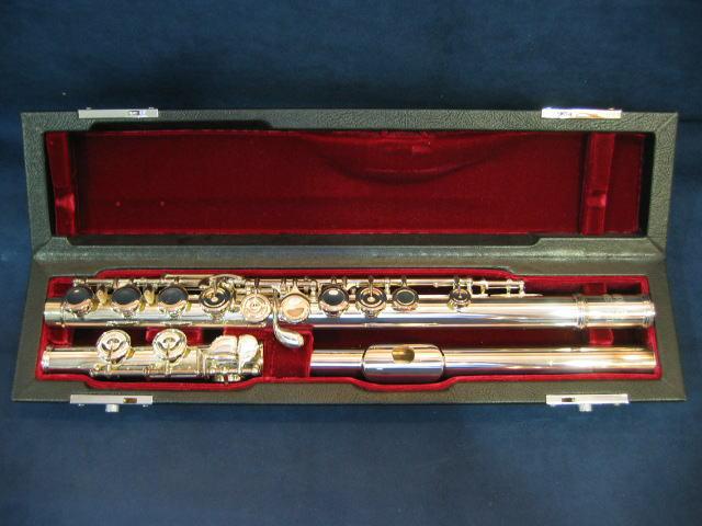 *【台数限定!譜面台サービス】【管楽器】【カバードキイ】 ジュピターフルート FL911SE(JFL-911ES)