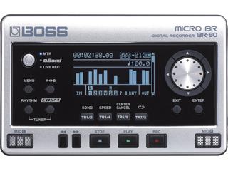 *【デジタルレコーダー】【BOSS(ボス)】BR-80