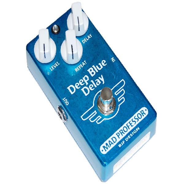 特価ブランド 【送料無料!】【MAD PROFESSOR Blue】【エフェクター FAC】ディレイ Deep Deep Blue Delay FAC, 中古厨房機器 安吉 名古屋店:db87dc51 --- priunil.ru