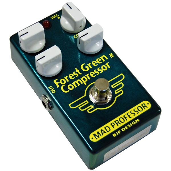 *【送料無料!】【MAD PROFESSOR】【エフェクター】コンプレッサー Forest Green Compressor FAC