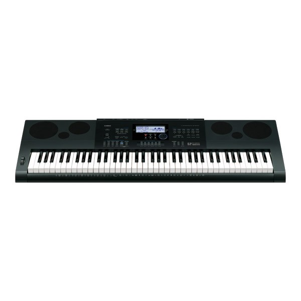 *【キーボード・CASIO(カシオ)】 76鍵 ハイグレードキーボードWK-6600