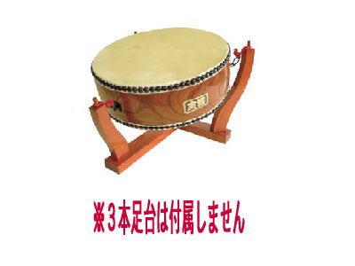 *【和楽器】【全音(ゼンオン)民謡平太鼓】K-15