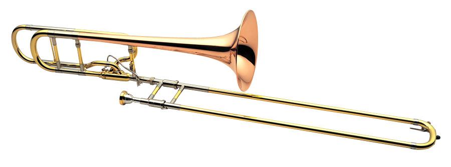 "YAMAHA (Yamaha) custom trombone ""Xeno"" YSL-882 VG"