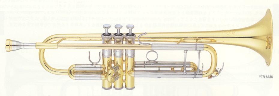 【管楽器】【トランペット】 YAMAHA(ヤマハ) トランペット YTR-8335【YDKG-k】【ky】