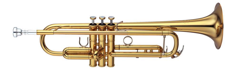 【管楽器】【トランペット】 YAMAHA(ヤマハ) トランペット YTR-8335LA【YDKG-k】【ky】