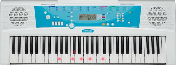 *【代引不可】【YAMAHA(ヤマハ)キーボード】EZ-J220(ポータトーン)