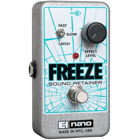 【electro-harmonix】【エフェクター】Freeze(フリーズ) サウンド・リテイナー
