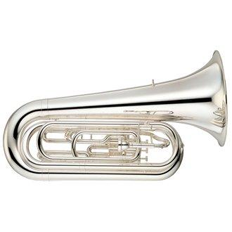 【代引不可】【管楽器】【YAMAHA(ヤマハ)】 マーチングB♭チューバ YBB-105MS