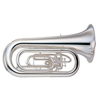 【代引不可】【管楽器】【YAMAHA(ヤマハ)】 マーチングE♭チューバ YEB-201MS