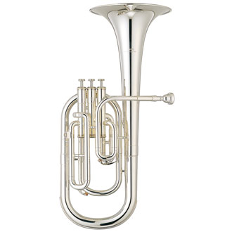 【代引不可】【管楽器】【YAMAHA(ヤマハ)】 アルトホルンYAH-203S