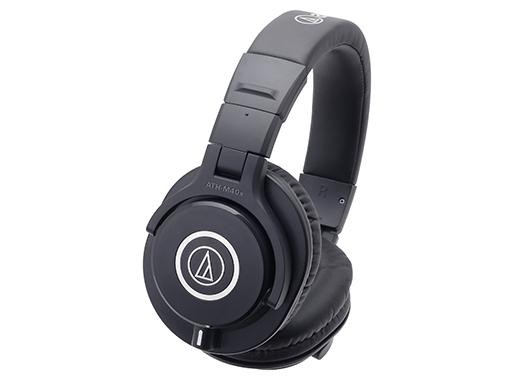*【audio-technica.(オーディオテクニカ)】ヘッドホン ATH-M40x