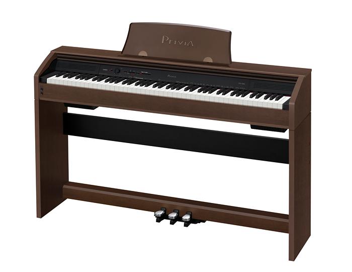 【代金引換不可!】【CASIO デジタルピアノ】PX-760BN