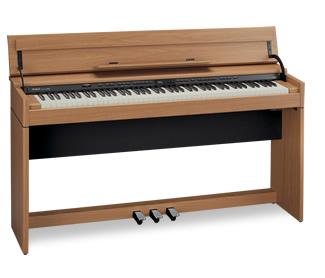 【代金引換不可!】【Roland(ローランド)デジタルピアノ】DP90E-LWS(ライトウォールナット調仕上げ)