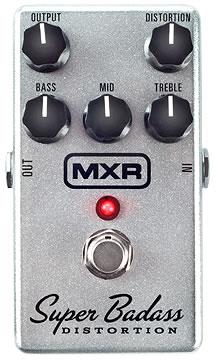 *【エフェクター】【MXR】【送料無料!】 M75(M-75) Super Badass Distortion