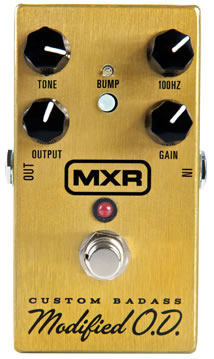 *【エフェクター】【MXR】【送料無料!】 M77 (M-77) Custom Badass Modified O.D.