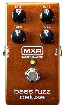 *【エフェクター】【MXR】【送料無料!】M84 (M-84) BASS FUZZ DELUXE