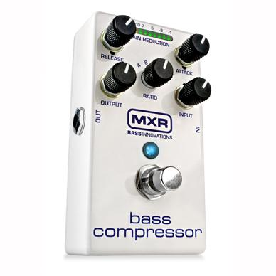 *【エフェクター】【MXR】【送料無料!】M87 (M-87) Bass Compressor