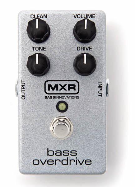 *【エフェクター】【MXR】【送料無料!】M89 (M-89) BASS OVERDRIVE