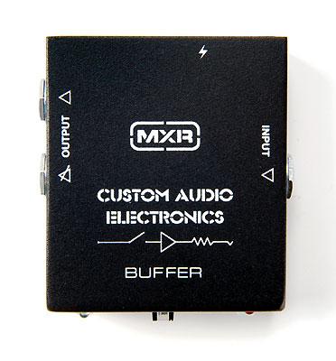 *【エフェクター】【MXR】【送料無料!】MC406 (MC-406) BUFFER
