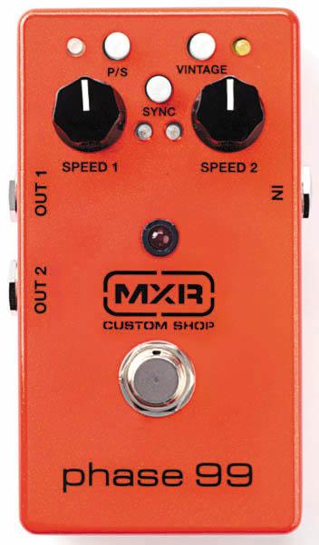 *【エフェクター】【MXR】【送料無料!】CSP099 (CSP-099) phase 99