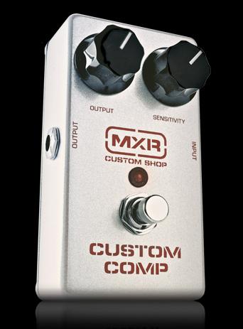 *【エフェクター】【MXR】【送料無料!】CSP202 (CSP-202) CUSTOM COMP