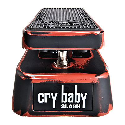 *【ワウペダル】【Dunlop】【送料無料!】SC95 Slash Cry Baby Classic
