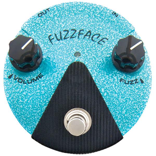 *【エフェクター】【Dunlop】【送料無料!】FFM3 Fuzz Face Mini Hendrix