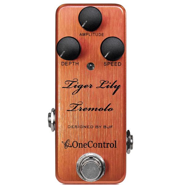 【One Control(ワンコントロール)】【トレモロ】 Tiger Lily Tremolo タイガーリリートレモロ