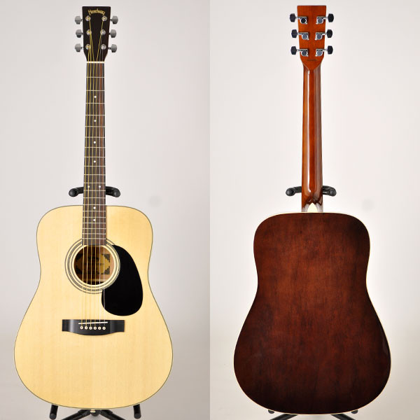 【代引不可】【HEADWAY】【アコースティックギター】HD-25/NA