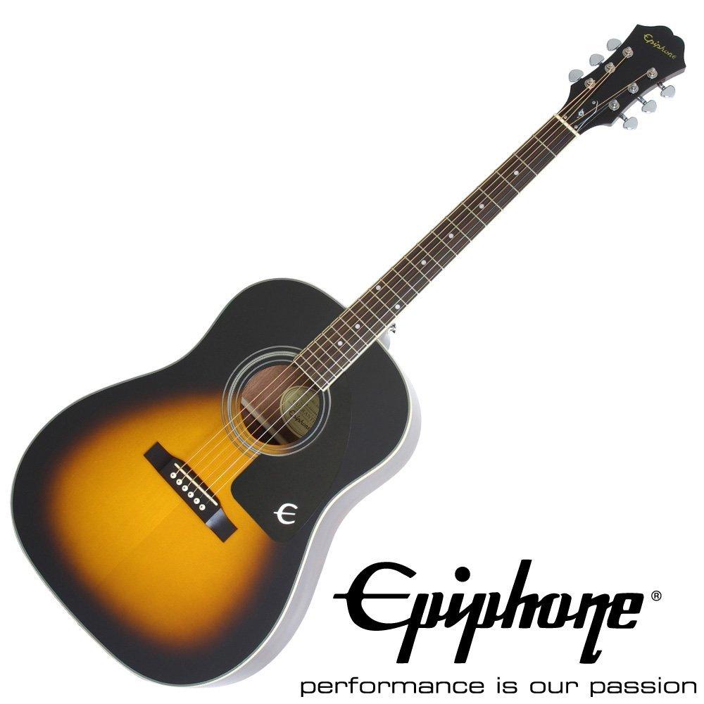【即納可能!!】【Epiphone(エピフォン)】【アコースティックギター】【代引不可】AJ-100 VS アコースティックギター