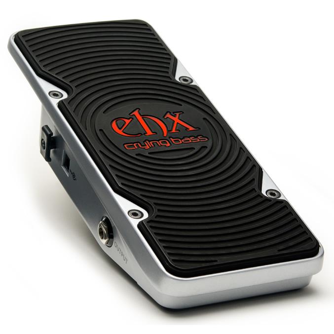 【electro-harmonix】【エフェクター】Next Step Crying Bass(ネクストステップ・クライングベース) ベース用ワウ/ファズ・ペダル