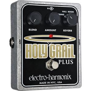 【electro-harmonix】Holy Grail Plus(ホーリーグレイルプラス) リバーブ