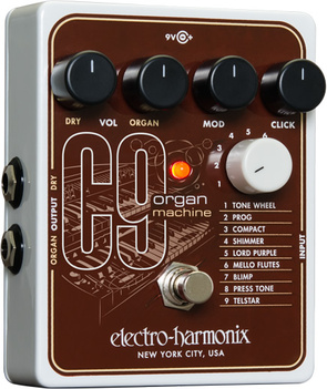 <title>electro-harmonix C9 誕生日/お祝い Organ Machine オルガンマシーン</title>