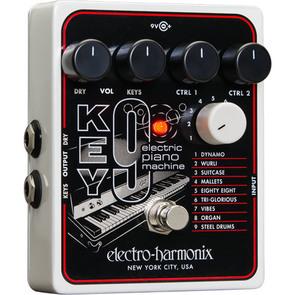 【electro-harmonix】KEY9 Electric Piano Machine(エレクトリックピアノマシーン)