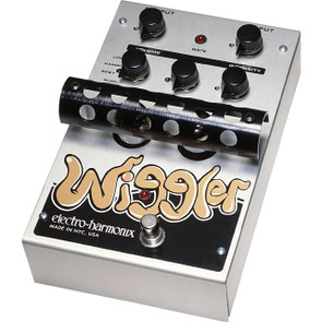 【electro-harmonix】The Wiggler(ウィガー) 真空管搭載ビブラート/トレモロ