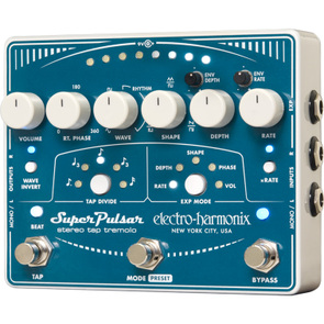 【electro-harmonix】Super Pulsar (スーパーパルサー) トレモロ