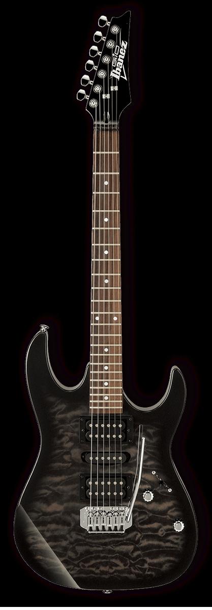 *【代引不可】【Ibanez(アイバニーズ)】【送料無料!】【エレキギター】 GIO GRX70QA/TKS