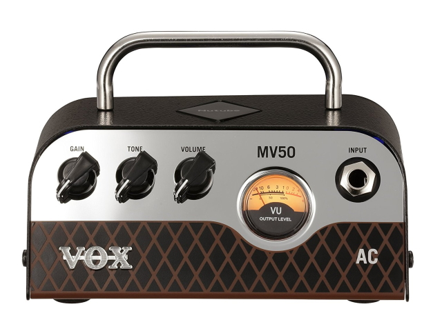 *【VOX(ボックス)】【ギターヘッドアンプ】 新真空管Nutube搭載 ギター・アンプ・ヘッド MV50 AC タイプ