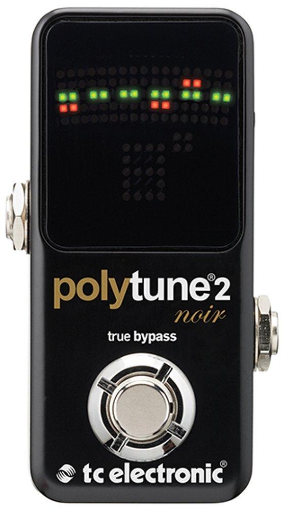 【送料無料!】【TC electronic】 polytune 2 Noir ポリフォニックチューナー
