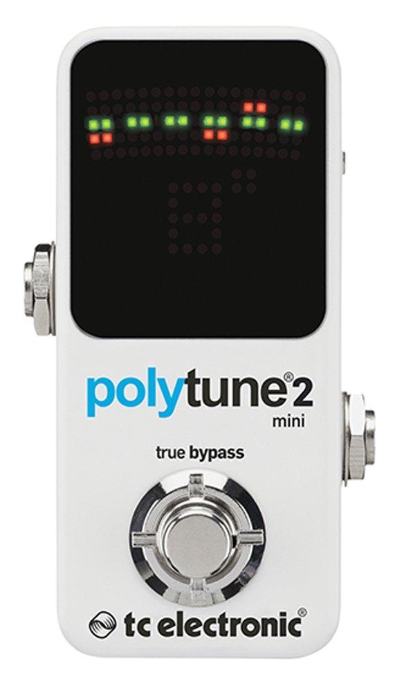 【送料無料!】【TC electronic】 Polytune2 mini ポリフォニックペダルチューナー