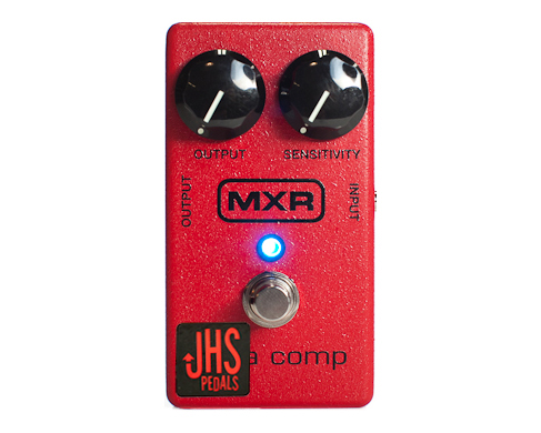 【JHS Pedals】 コンプレッサー MXR Dyna Comp Dyna Ross