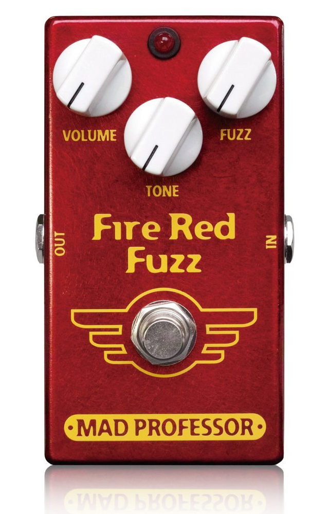 【サイズ交換OK】 *【送料無料!】 Fire【MAD PROFESSOR】 FAC【エフェクター】ファズ Fire Red Fuzz FAC, TIME LOVERS:6c5fca40 --- canoncity.azurewebsites.net