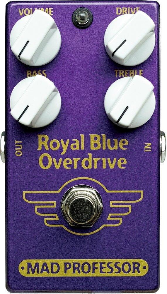 【送料無料!】【MAD PROFESSOR】【エフェクター】オーバードライブ Royal Blue Overdrive FAC