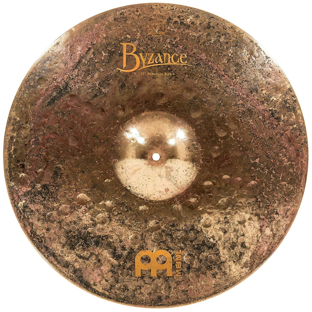 【MEINL(マイネル)】【ライドシンバル】Meinl Byzance Extra Dry Series Transition Ride 21