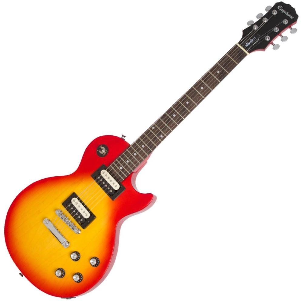 【代引不可】【Epiphone エピフォン】エレキギター Les Paul Studio LT HCS