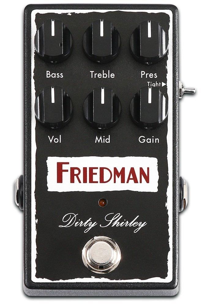 【FRIEDMAN(フリードマン)】 DIRTY SHIRLEY