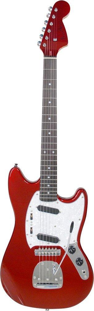 *【代引不可】【PhotoGenic(フォトジェニック)】【エレキギター】ムスタング MG200(MG-200)