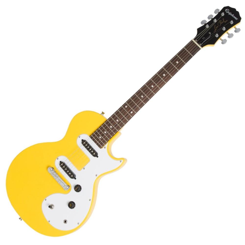 【代引不可】【Epiphone エピフォン】 Les Paul SL Sunset Yellow