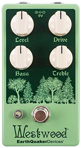 【Earthquaker Devices】 Westwood オーバードライブ