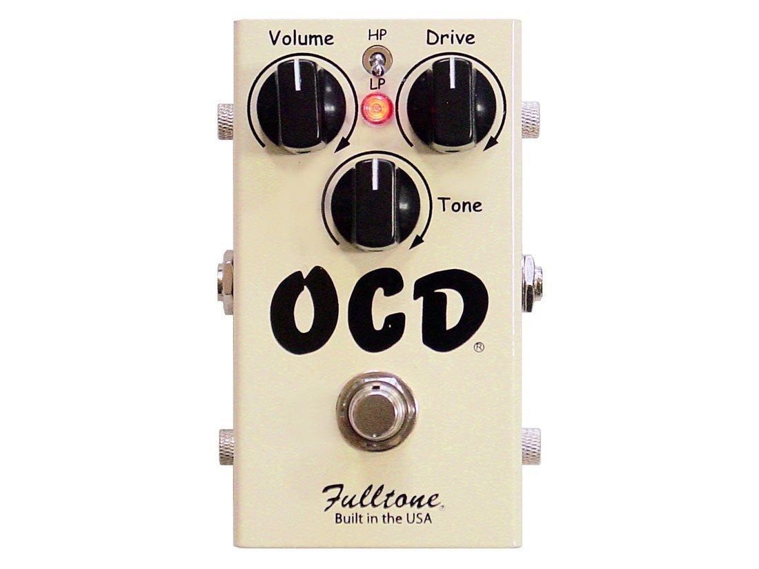 【本物保証】 【Fulltone OCD】 Ver.2.0 OCD【Fulltone】 Ver.2.0 オーバードライブエフェクター, Leo&Momo テイスト:3f903ff3 --- konecti.dominiotemporario.com